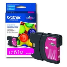 Foto Cartucho Magenta Brother LC61M