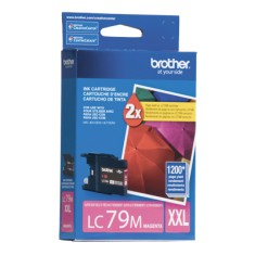 Foto Cartucho Magenta Brother LC79M