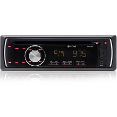 Foto CD Player Automotivo Ícone Eletrônicos CD2505 USB