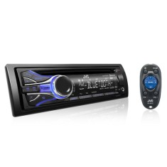 Foto CD Player Automotivo JVC KD-R739BT USB Bluetooth Viva Voz