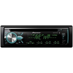 Foto CD Player Automotivo Pioneer DEH-X5BR