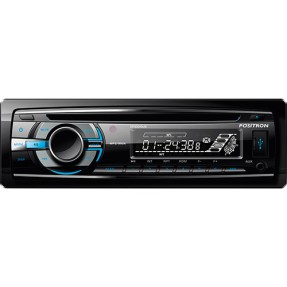 Foto CD Player Automotivo Pósitron SP3300 UB USB