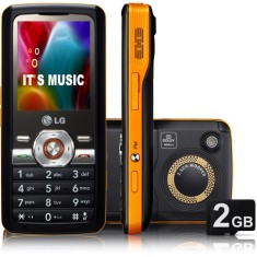 Foto Celular LG Music GM205 2,0 MP