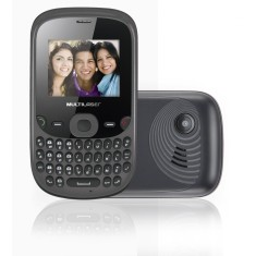 Foto Celular Multilaser Fit P3195 1,3 MP 3 Chips
