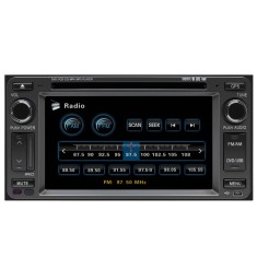 "Foto Central Multimídia Automotiva H-Buster 6 "" HBO-8920TO Touchscreen Bluetooth"