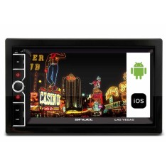 "Foto Central Multimídia Automotiva Shutt 6 "" Las Vegas Bluetooth"