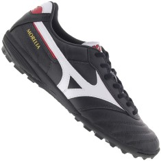 Foto Chuteira Society Mizuno Morelia Elite AS II TF Adulto