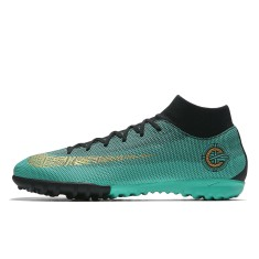 Foto Chuteira Society Nike MercurialX Superfly VI Academy CR7 Adulto
