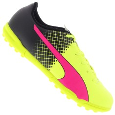 Foto Chuteira Society Puma Evospeed 5.5 Tricks TT Adulto