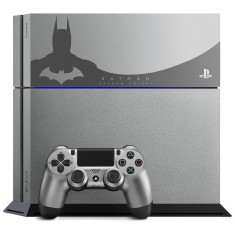 Foto Console Playstation 4 500 GB Sony Edição Limitada Batman Arkham Knight