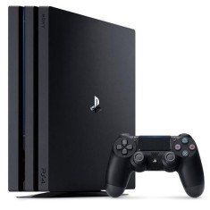 Foto Console Playstation 4 Pro 2 TB Sony 4K HDR