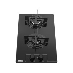 Foto Cooktop Franke Glass 2 Bocas 30 G