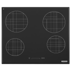 Foto Cooktop Tramontina 94718220 Design Collection Square Mondri Touch 4 Bocas