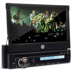 "Foto DVD Player Automotivo Dazz 7 "" DZ- 5215BT"