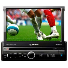 "Foto DVD Player Automotivo H-Buster 7 "" HBD-9820 DTV Touchscreen USB"