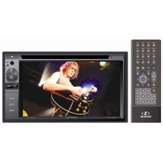 "Foto DVD Player Automotivo H-Buster 7 "" HBD-D268AV Touchscreen USB"