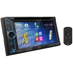 Foto DVD Player Automotivo JVC KW-V31BT