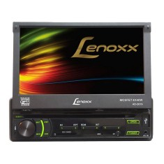 "Foto DVD Player Automotivo Lenoxx Sound 7 "" AD-2619 Touchscreen USB"