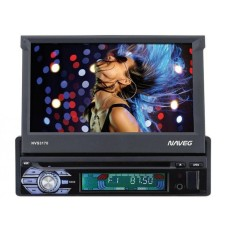 "Foto DVD Player Automotivo Naveg 7 "" NVS 3170 USB"