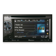 "Foto DVD Player Automotivo Pioneer 6 "" AVH-2480BT Touchscreen Bluetooth"