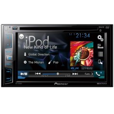 "Foto DVD Player Automotivo Pioneer 6 "" AVH-X2880BT Bluetooth USB"