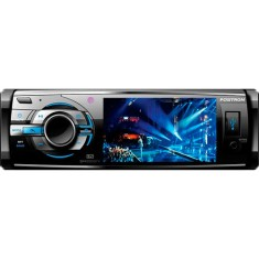 "Foto DVD Player Automotivo Pósitron 4 "" SP4720 TV USB Entrada para camêra de ré"