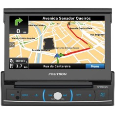 "Foto DVD Player Automotivo Pósitron 7 "" SP6920 NAV Touchscreen Bluetooth"