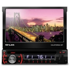"Foto DVD Player Automotivo Shutt 7 "" Califórnia USB TV"
