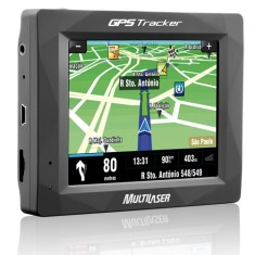 Foto GPS Automotivo Multilaser Tracker GP4100ML 3,5 ""
