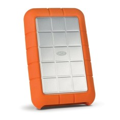 Foto HD Externo Portátil Lacie Rugged Triple 2 TB