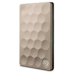 Foto HD Externo Portátil Seagate Backup Plus Ultra Slim STEH1000101 1 TB