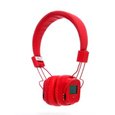 Foto Headphone Bluetooth Knup com Microfone KP-356