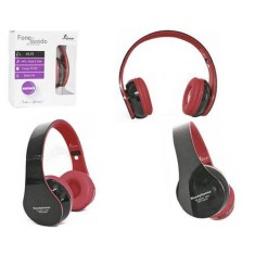 Foto Headphone Bluetooth Knup Rádio Kp 362