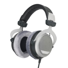 Foto Headphone Beyerdynamic com Microfone DT 880 PRO