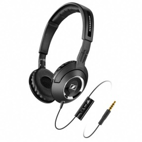 Foto Headphone Sennheiser com Microfone HD 219s