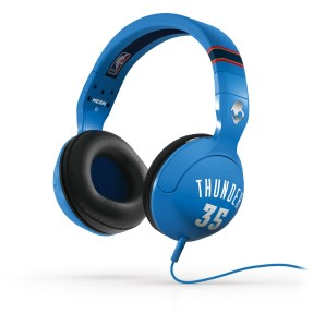 Foto Headphone Skullcandy com Microfone Hesh 2 Oklahoma City Thunder