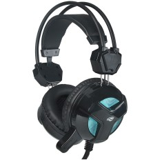Foto Headset C3 Tech com Microfone Blackbird PH-G110BK