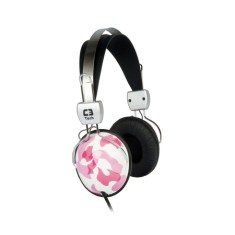 Foto Headset C3 Tech com Microfone Young Cherry MI-2336RP