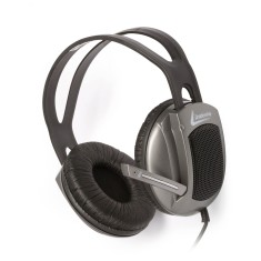 Foto Headset Leadership com Microfone Talk to Me 3963
