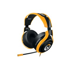 Foto Headset Razer com Microfone Overwatch ManO'War Tournament Edition