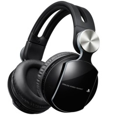 Foto Headset Wireless Sony com Microfone