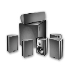 Foto Home Theater Definitive 250 W 5.1 Canais Pro Cinema 600