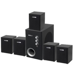 Foto Home Theater Hardline 35 W 5.1 Canais H-5100