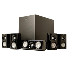 Foto Home Theater Klipsch 100 W 5.1 Canais HD Theater 500