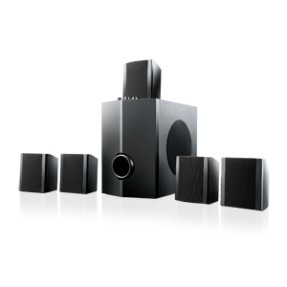 Foto Home Theater Multilaser 40 W 5.1 Canais SP087