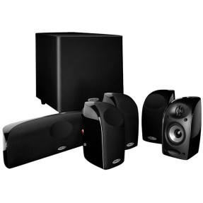 Foto Home Theater Polk Audio 100 W 5.1 Canais TL1600