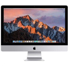 Foto iMac Apple MNEA2BZ/A Intel Core i5 8 GB 1 TB Mac OS Sierra 27""