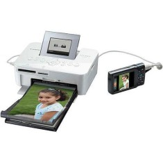 Foto Impressora Canon Selphy CP1000 Dye-Sublimation Colorida