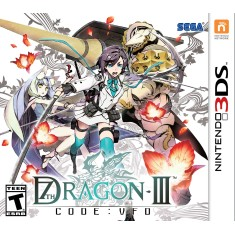 Foto Jogo 7th Dragon III Code: VFD Sega Nintendo 3DS