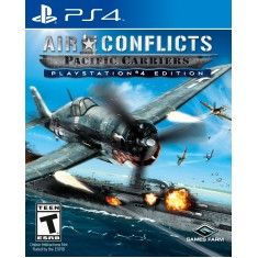 Foto Jogo Air Conflicts Pacific Carriers PS4 Kalypso Media